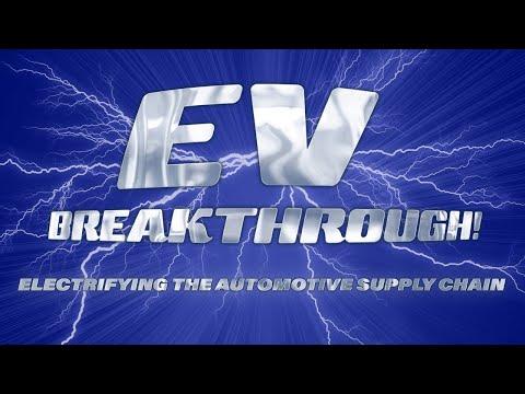 EV Breakthrough!  Electrifying the Automotive Supply Chain
