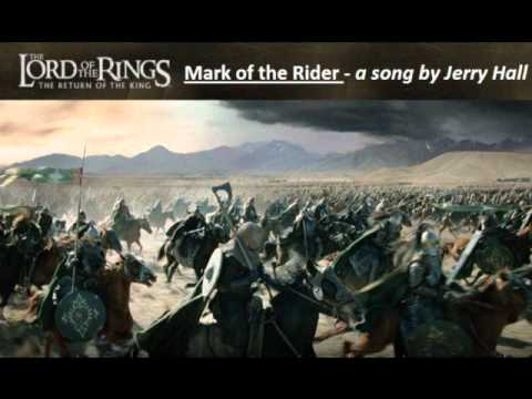 """Mark of the Rider"" by Jerry Hall"