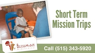 Grants For Mission Trips - Phone 515-343-5920  South Africa