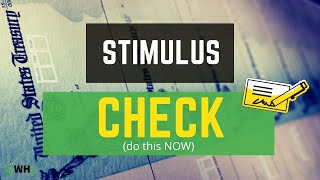 [SHORTCUT] Do This to Get YOUR Stimulus Check Faster