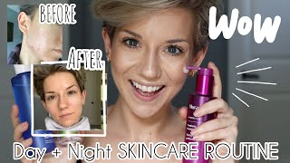 Day + Night Skincare Routine