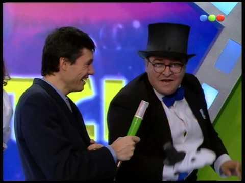 Show del chiste, Larry de Clay ¨Perro arrojado del tren¨ - Videomatch