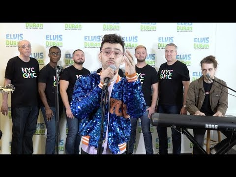MAX - Still New York ft. New York City Gay Men's Chorus (Live on the Elvis Duran Show)