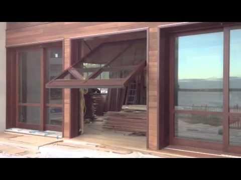 Renlita Series 1000 Floataway Door Youtube