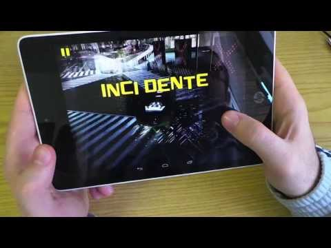 TEST HP Slate 8 Pro - Focus Gaming e processore Nvidia Tegra 4