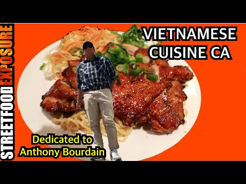 Vietnamese Food in the Bay Area (San Mateo CA Food Series)