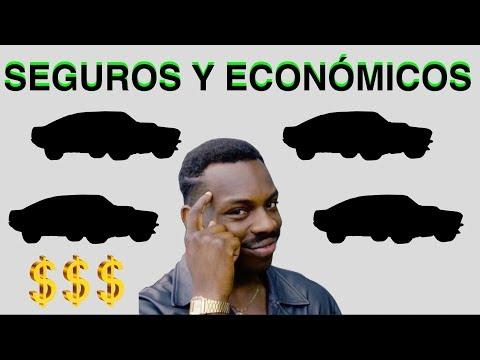 Los Autos Mas SEGUROS Y ECONÓMICOS 2019 🚗