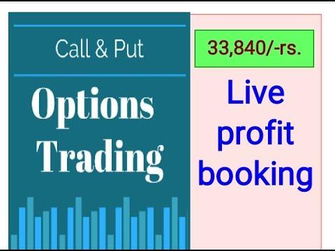 Live option trading / stock market_MoX