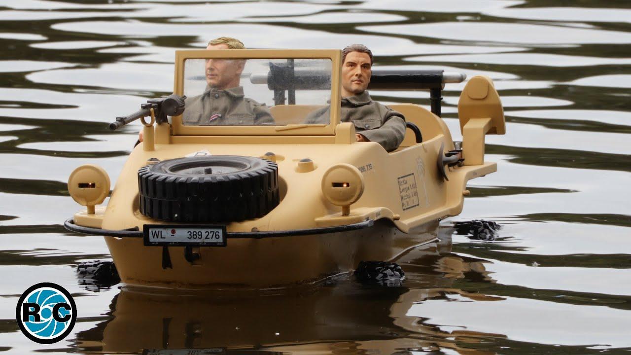 Military Amphibious Car For Sale