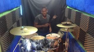 Jay Z ft Rihanna  Umbrella Drum Cover By Frank R  Trinidad