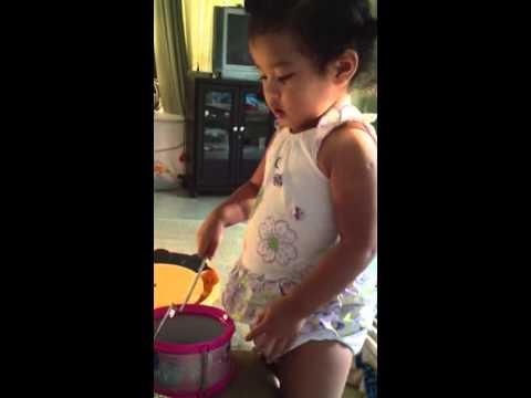 เด็กสอนทำขนมเค็ก