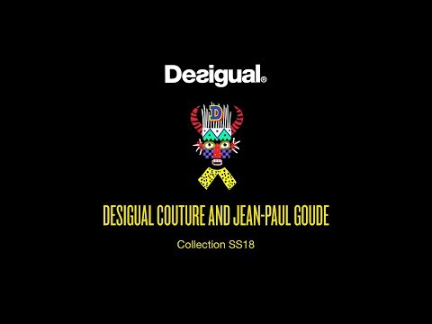 Desigual Spring Summer 2018 Runway Show LIVE