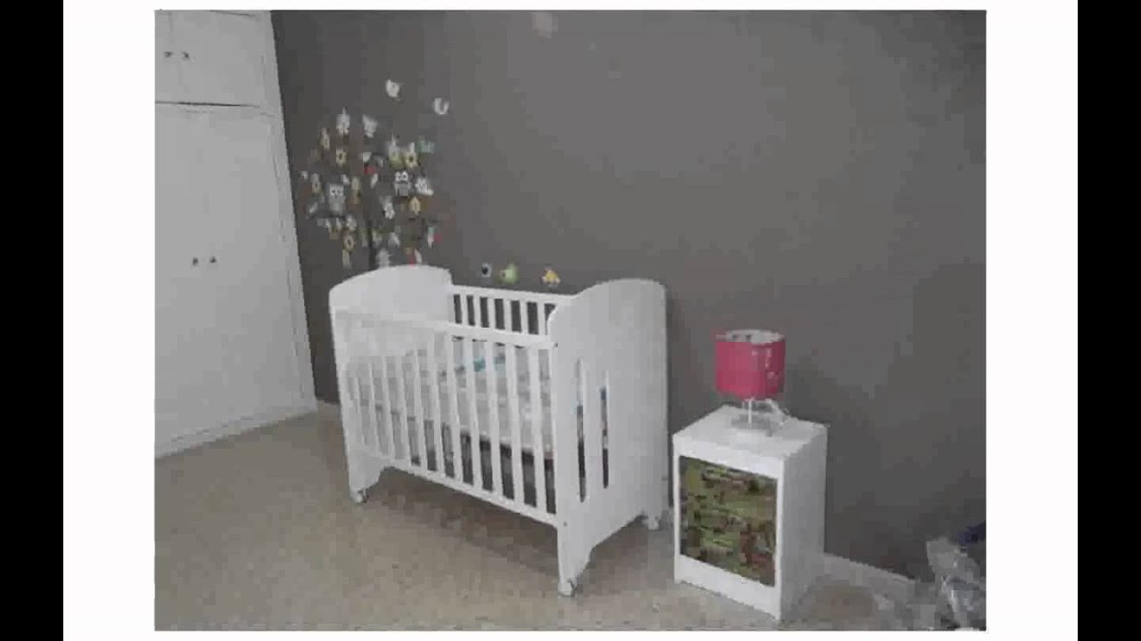 Cuartos bebe ni o youtube for Habitaciones de bebe
