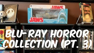My Blu-ray Horror Movie Collection (Pt.3) Steelbook & Arrow Titles!!