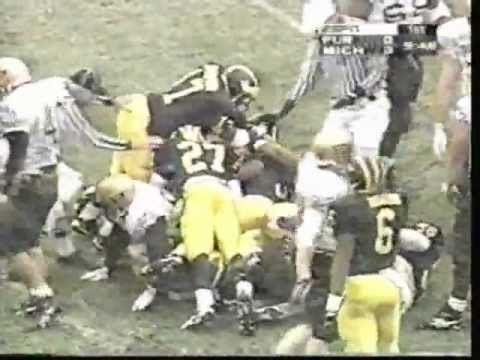 1995: Michigan 5 Purdue 0