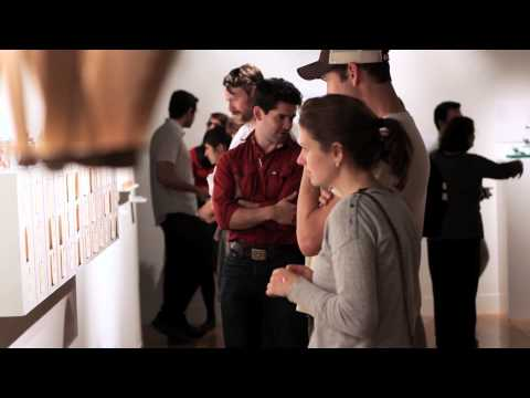 Student Stories from UT Art and Art History Grads in the 2013 Senior Art and Design Exhibitions