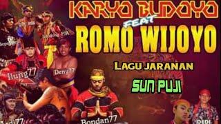 ROMO WIJOYO Feat KARYO BUDOYO SUN PUJI LIVE Trenggalek