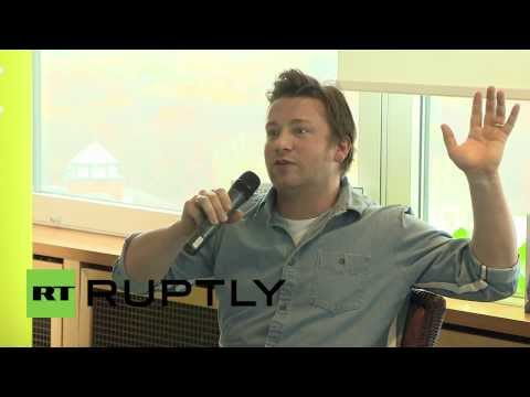 Germany: Jamie Oliver says No to GMO