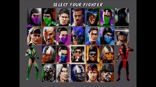 ultimate Mortal Kombat 3 играю за ваших персонажей! Ностальгия MK 3