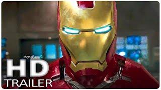 CAPTAIN MARVEL Avengers Endgame Trailer (2019) Marvel