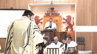 Shacharit Shabat 20 de Agosto -  TV Anussim Brasil ao vivo