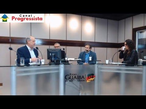 Ciro Gomes na Rádio Guaíba de Porto Alegre (11/07/2019)