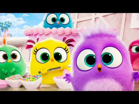Baby Birds Sing Cute Mother's Day Song - THE ANGRY BIRDS MOVIE 2 Funny Clip (2019)