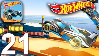 Hot Wheels: Race Off - Levels 56 57 58 59 60 / 3 STARS Gameplay (iPhone X)