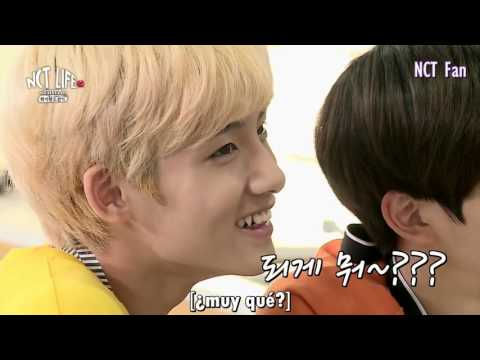 NCT Life Korean Cuisine King Ep. 2   [Sub español]