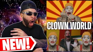 This Is Bad.. 😯 Tom MacDonald - Clown World (REACTION!)