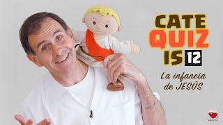 CATEQUIZIS 12 | LA INFANCIA DE JESÚS | Juan Manuel Cotelo