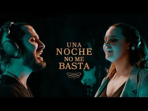 Una Noche No Me Basta - Simón León feat Shaila Dúrcal (Video Lyric)