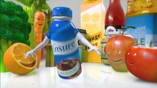 """Ensure: """"Nutrition in Charge"""" - TV Commercial"""
