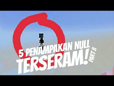 5 PENAMPAKAN NULL TERSERAM PART II