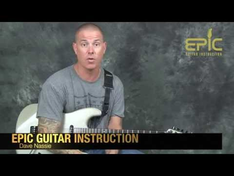 Guitar song lesson learn The Forgotten pt1 by Joe Satriani with chords tapping patterns rhythms