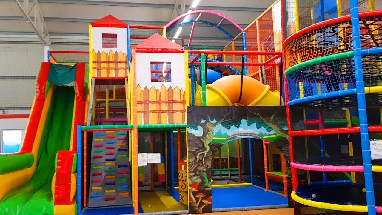 Kids Indoor Playground Ideas