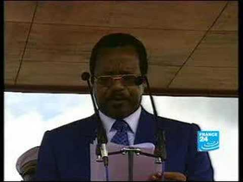 Send your questions to Paul Biya