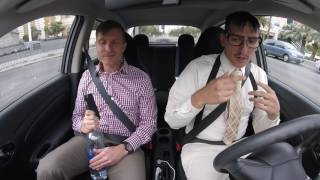 NERDY UBER DRIVER CALLED OUT BY PASSENGER (FREESTYLE)