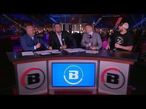 Bellator 207: Post Show
