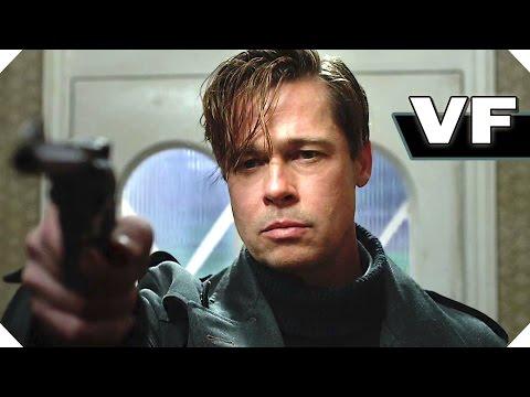 ALLIÉS (Thriller, Brad Pitt) - NOUVELLE Bande Annonce VF / FilmsActu streaming vf
