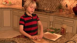 Whole Foods Recipe: Kid Friendly 5-minute Vegan Breakfast Burrito