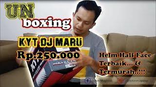 Mau Beli KYT DJ MARU...???!!! Wajib Nonton video Unboxingnya