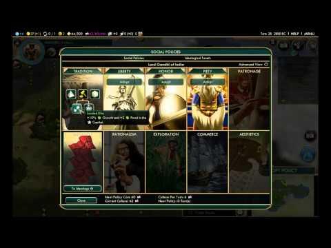Let's Play:  Civ 5: Brave New World ~ Part 1
