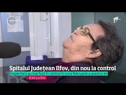 Spitalul Judeţean Ilfov, din nou la control