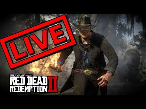 Red Dead Redemption 2 🔴LIVE: Por que o Arthur Morgan não é mencionado no RDR?