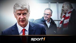 Kein Wenger! Warum will Bayern die Trainerlegende nicht? | SPORT1