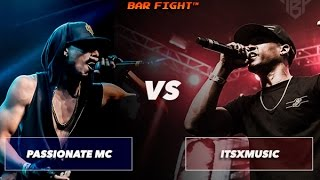 Bar Fight™ - Passionate Mc Vs. X