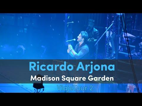 Ricardo Arjona - Madison Square Garden 2