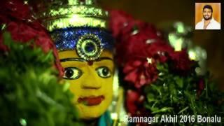 2016 bonalu ramnagar Akhil pailwan Hd dj song