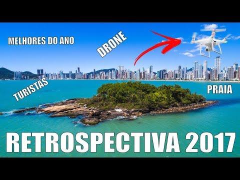Retrospectiva 2017 – (Melhor vídeo do ano) JC Drones em 4K